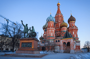 Saint Basil's Cathedral, Moscow