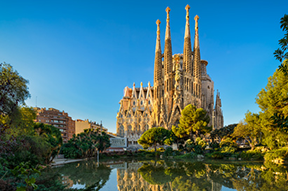 Barcelona - 3 nights room only, from £340 per person