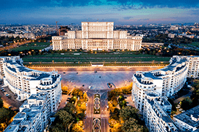 Beat the crowds: Bucharest