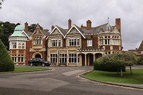 Bletchley Park, UK