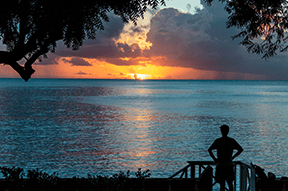 Chill out in Barbados - seven nights all inclusive, £5,315 for two adults & two children