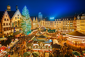 Christmas markets without the crowds