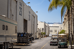 Five movie studios you can visit