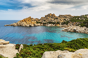 Five Star in Sardinia - three nights, £3,550 for two adults & two children