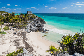 Five things to do on the east coast of Mexico
