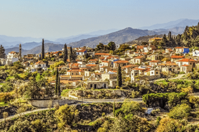 Five villages to visit in Cyprus