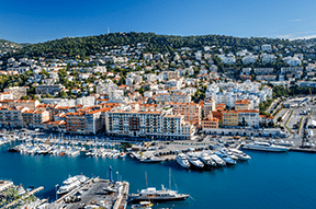 Four nights in Nice, France, from £415 per person