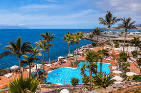 Four-star fabulousness in Tenerife for 7 nights for £711