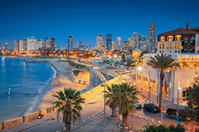 Relax and party in Tel Aviv