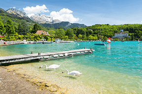 Room only in France – two nights from £332 per person