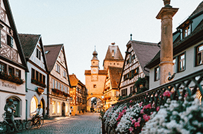 Rothenburg Christmas Market, Germany: 1 – 23 December