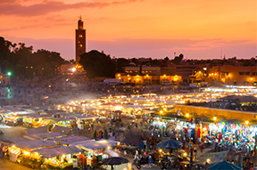Seven nights in Marrakech - from £321 per person