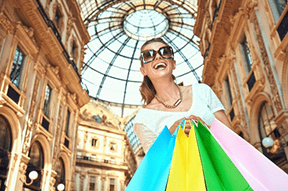 Shop till you drop in Milan for 7 nights for £274