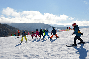 Ski holidays for February half-term