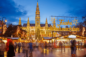 Viennese Christmas Market, Austria: 17 November – 26 December